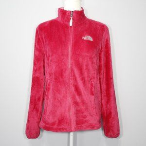 The North Face Osito Pink Soft Fleece Jacket